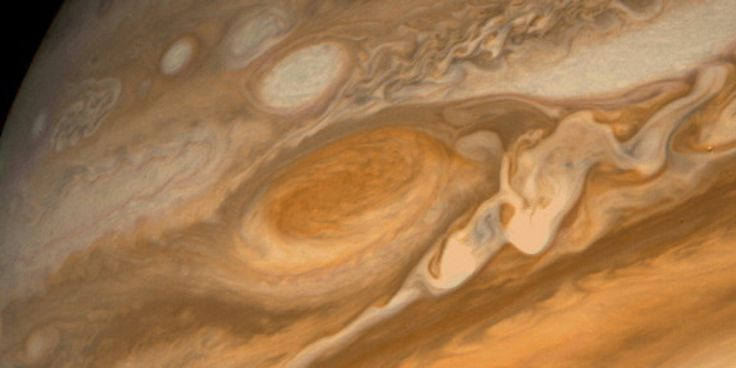 The mystery of why Jupiter's Great Red Spot did not vanish centuries ago may now be solved, and the findings could help reveal more clues about the vortices in Earth's oceans and the nurseries of stars and planets, researchers say.  The Great Red Spot is the most noticeable feature on Jupiter's surface — a storm about 12,400 miles (20,000 kilometers) long and 7,500 miles (12,000 km) wide, about two to three times larger than Earth. Winds at its oval edges can reach up to 425 mph (680 km/h).