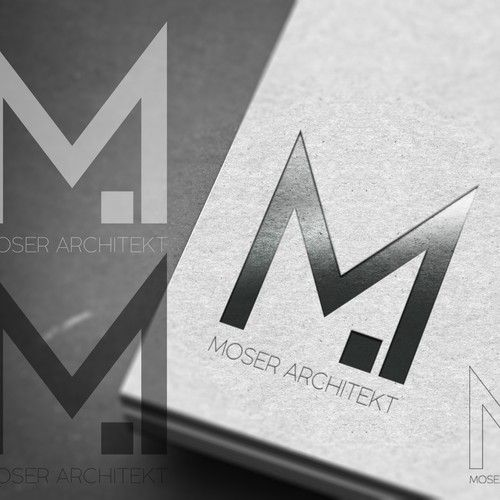 Designs | Minimalism for an architect. | Logo design contest