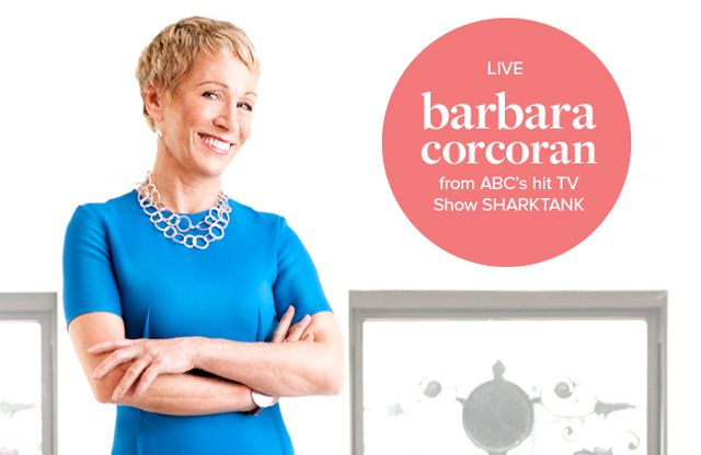 Barbara Corcoran to Speak at Plano Centre May 10, 2016...