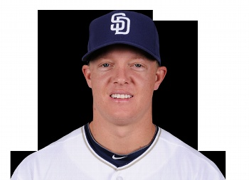 Catcher: Nick Hundley  San Diego Padres