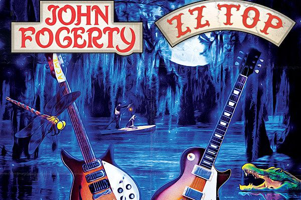 John Fogerty and ZZ Top Pair Up for Blues and Bayous Tour  ||  John Fogerty and ZZ Top will appear together in spring 2018 during a series of concerts called the Blues and Bayou Tour. http://ultimateclassicrock.com/john-fogerty-zz-top-blues-and-bayous-tour/?utm_campaign=crowdfire&utm_content=crowdfire&utm_medium=social&utm_source=pinterest