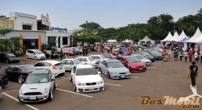 Genesis Car Show and Gathering : Unjuk Gigi Mobil Clean and Proper #BosMobil