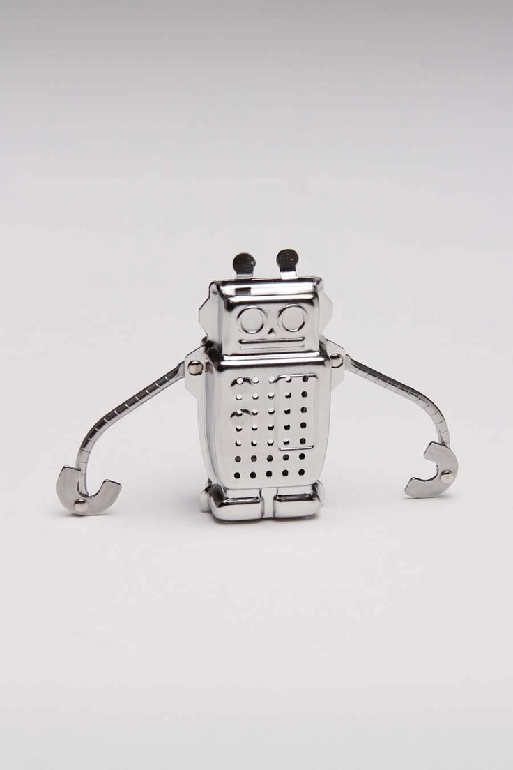 Robot Tea Infuser / Kikkerland