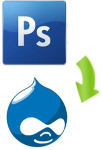 PSD to Drupal Conversion- A Witty Way to Enhance Your Website's Performance