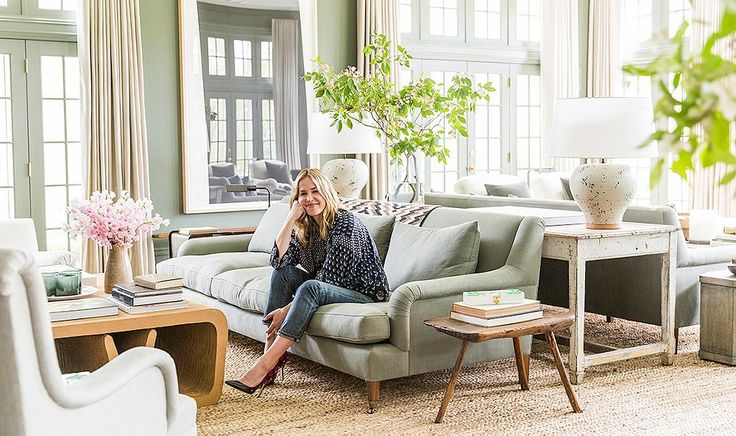 Home Tour: Edie Parker Founder Brett Heyman's Connecticut Escape