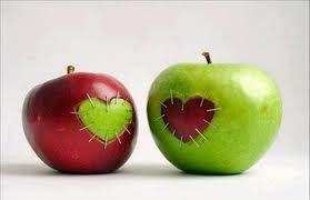 No importa como seamos cada uno, lo que verdaderamente importa es como nos complementamos