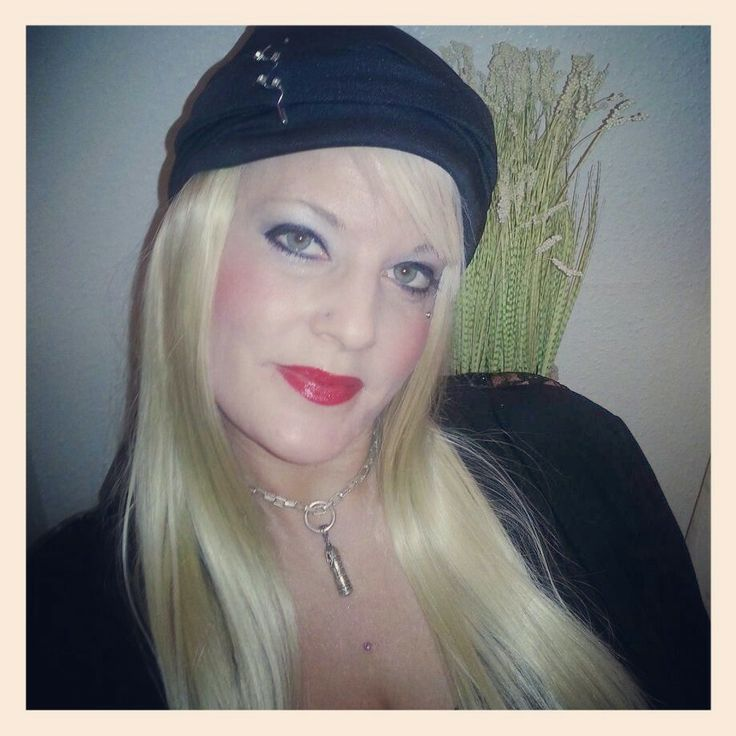 84 best chemo hats head covers scarves for cancer patients this customer has transformed our chemo head wrap with blond human hair extensions attached into a pmusecretfo Images