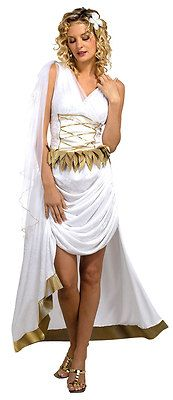 Venus Goddess of Beauty Greek Roman Toga Dress Up Halloween Sexy Adult This is my EXACT Halloween Costume for the party. @Johnna Edmondson Patricia