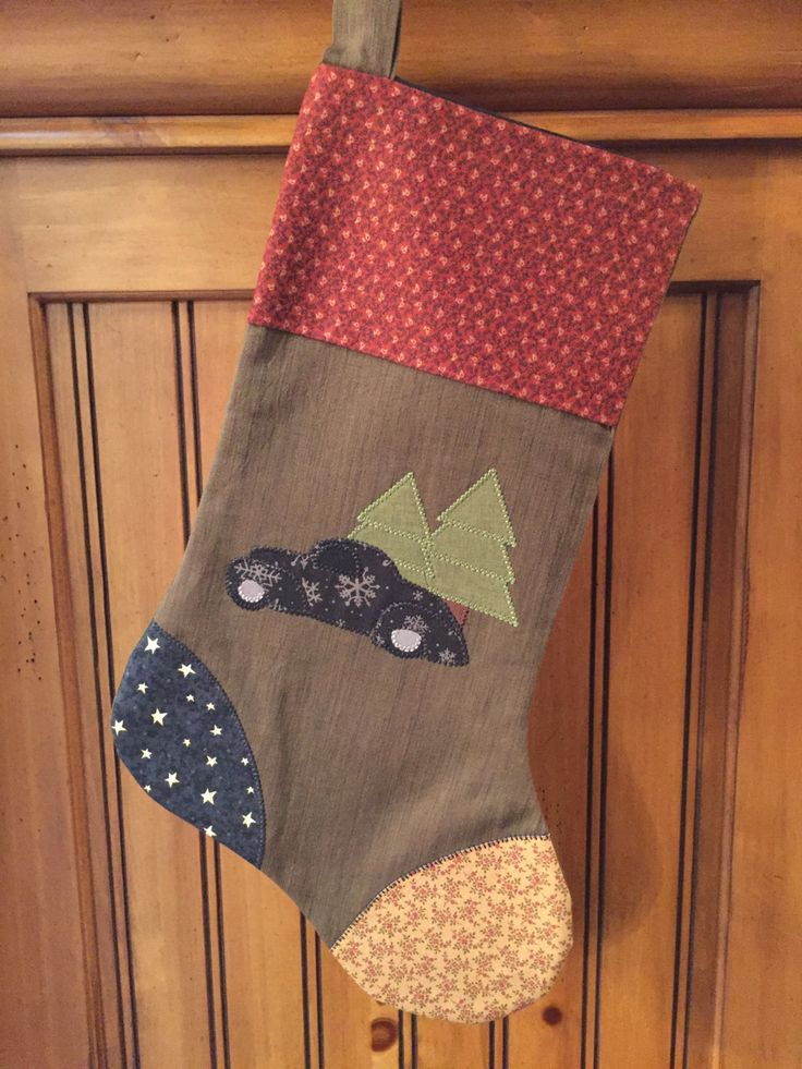 christmas stocking christmas stockings christmas decorations christmas decor christmas gifts custom stockings willys jeep by - Custom Christmas Stockings