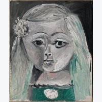 Pablo Picasso Las Meninas 1957 (Infanta Margarita María)