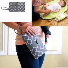 <January's Offer! Click Image to Buy!> Foldable Nappy Napkins Baby Diaper Changing Mat Pad Waterproof baby changing mat sheet portable diaper changing pad Care product ~ Find out more on  AliExpress.com. Just click the VISIT button. #Diapering