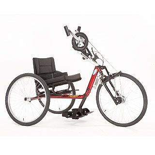 Invacare TopEnd Excelerator Handcycle