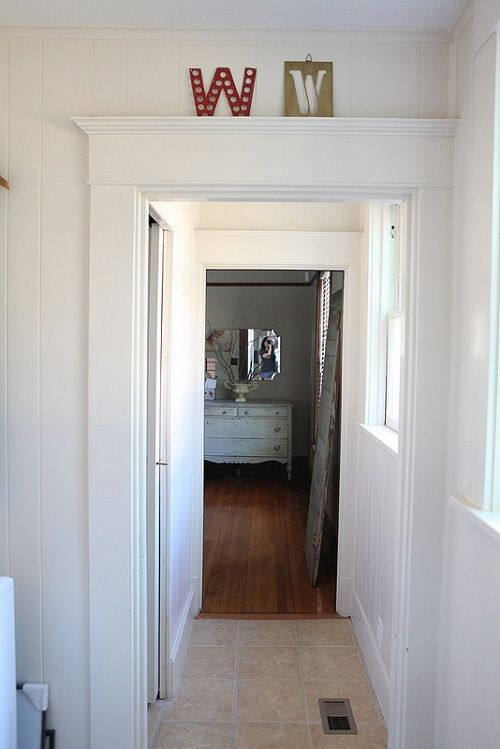 8 best images about door moulding on pinterest barn for Over door decorative molding