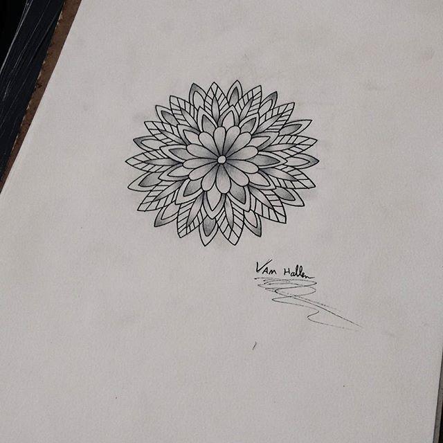 Mandala, art desenvolvida ontem pela madrugada, Disponível para tatuar, interesados entrar em contato no Whatsapp ou ligar, disponível também no messenger para atendimento,  tel: 27 998262449 #mandalastattoo  #mandalas  #vamHallen #rastatattoo