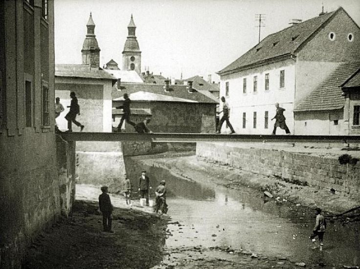 Eger patak, 1931  Fotó: Pedagógiai Filmgyár, Bp