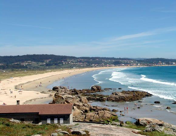 Playa de A Lanzada - O Grove (Pontevedra) #galicia