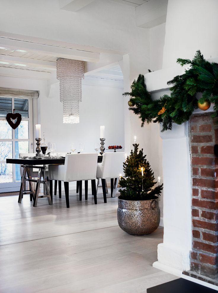 LEI LIVING: Noget der minder om hvid jul