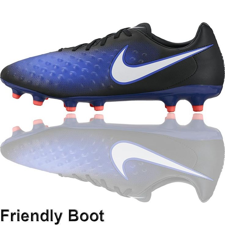 The Football Nation Ltd - Nike Magista Onda II Boots (FG - Black/Blue
