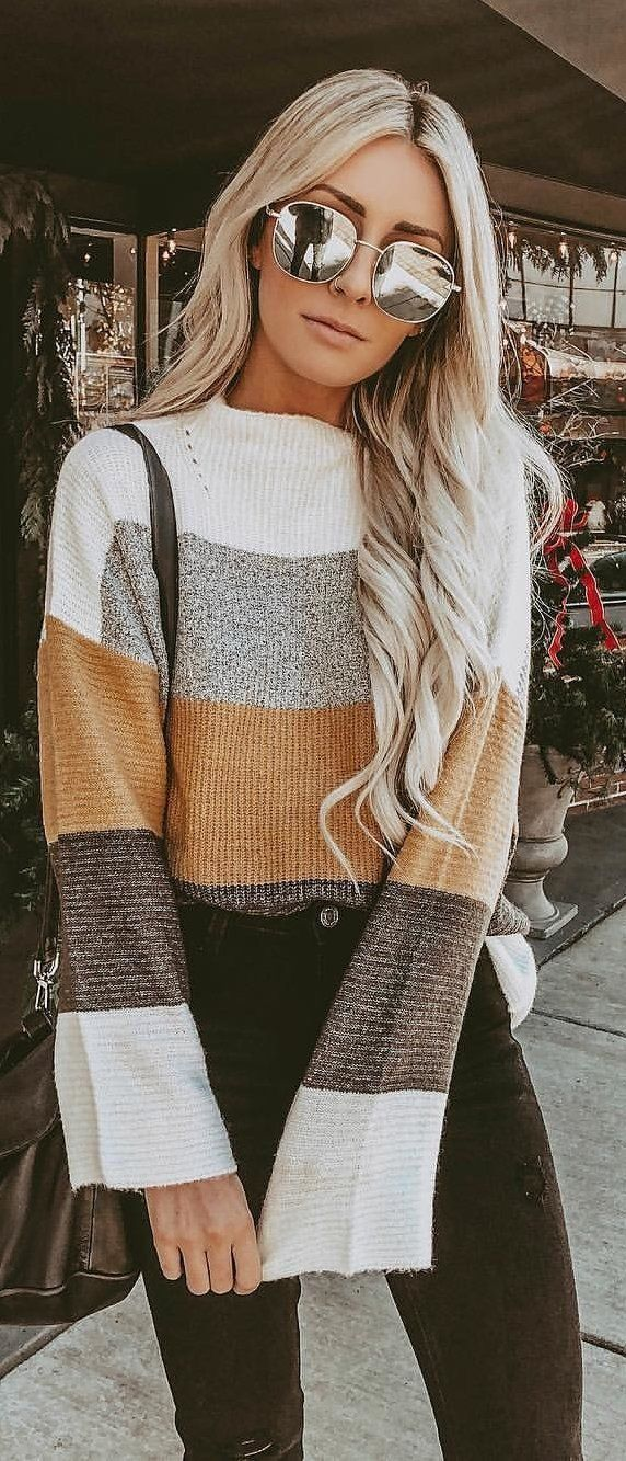 10 cute winter outfits to wear as fast as possible – outfits – # mögli …   – Outfit