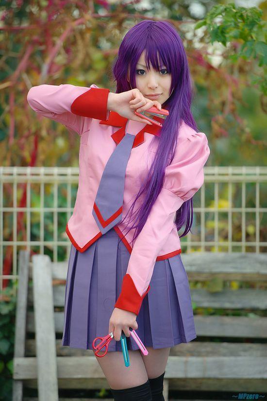 cosplay   Bakemonogatari Cosplay   Anime