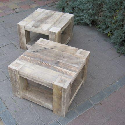 Steigerhout tafeltje google zoeken steigerhout ontwerpen pinterest search - Arbor pergola goedkoop ...