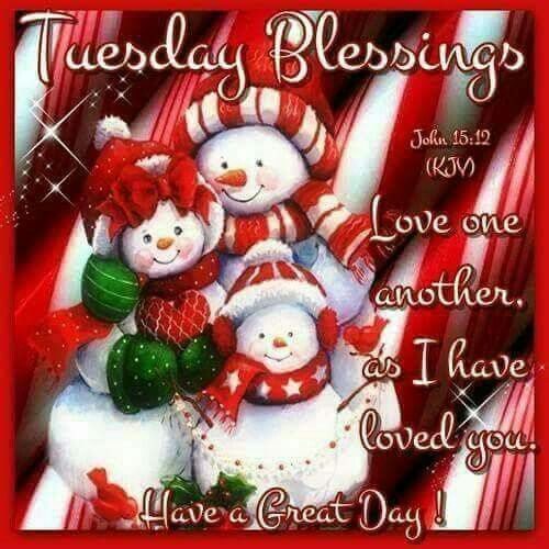 ❤️Tuesday Blessings!❤️John 13:34❤️