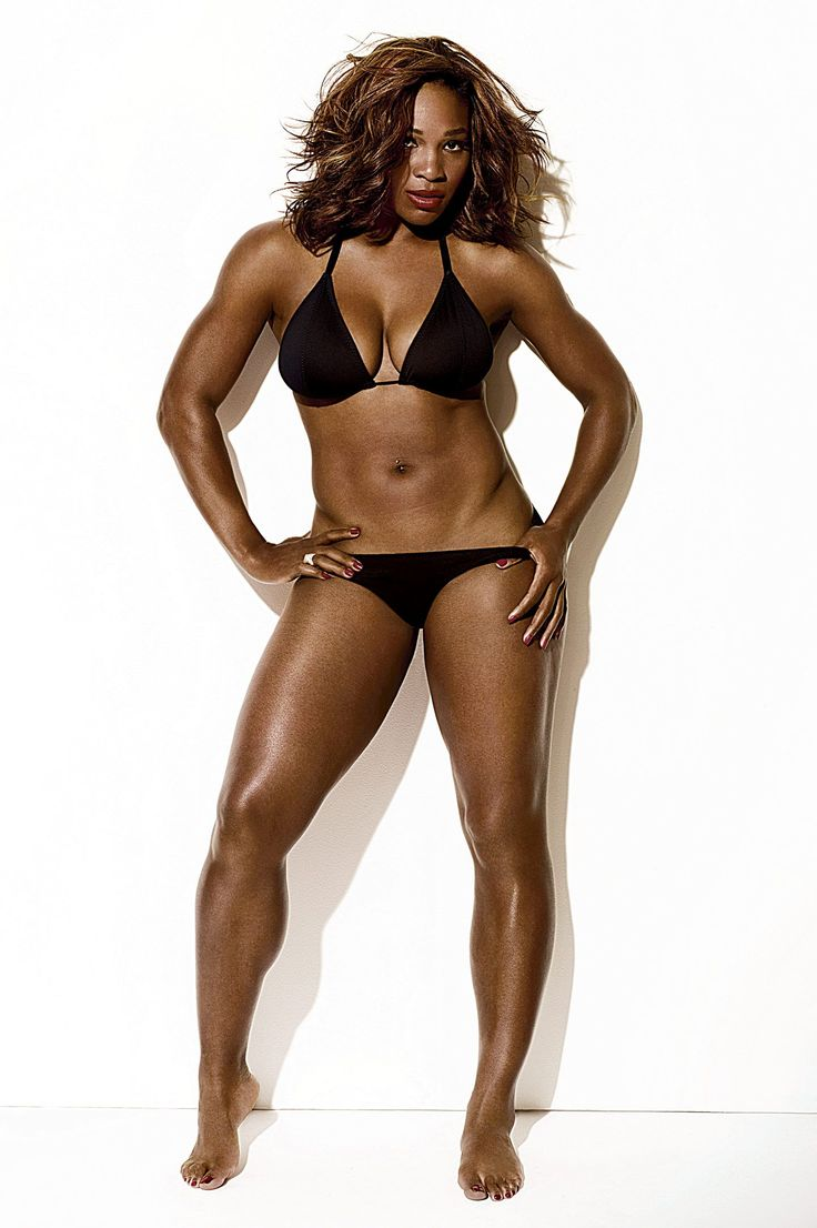 Serena Williams - ESPN The Magazine: Bodies We Want 2009 - ESPN