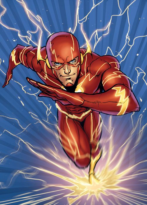 The Flash by Iban Coello