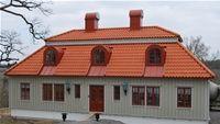Nybyggd herrgård i Söderköping