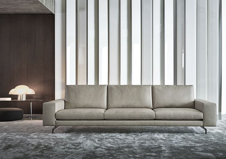contemporary sofa by rodolfo dordoni sherman minotti sofas