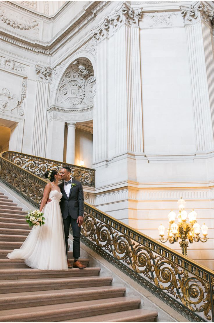 San Francisco City Hall wedding photographer Chenelle Jim 19
