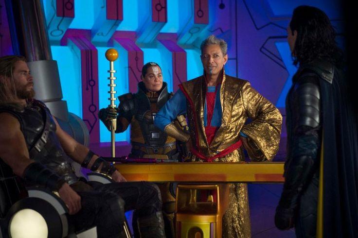 Grandmaster Thor Ragnarok