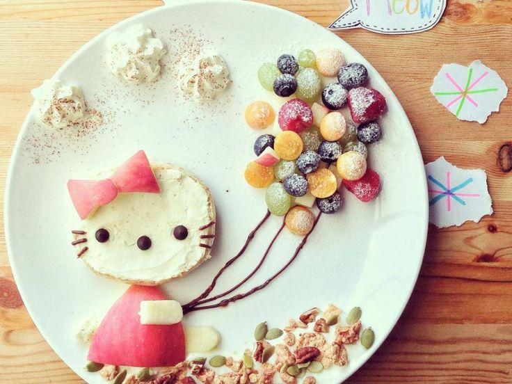 Recetas para niños que nos gustan.
