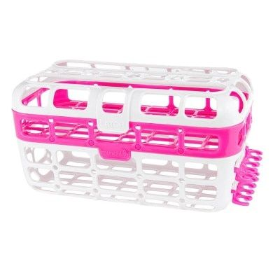 Munchkin, High Capacity, Dishwasher Basket, 1 Dishwasher Basket
