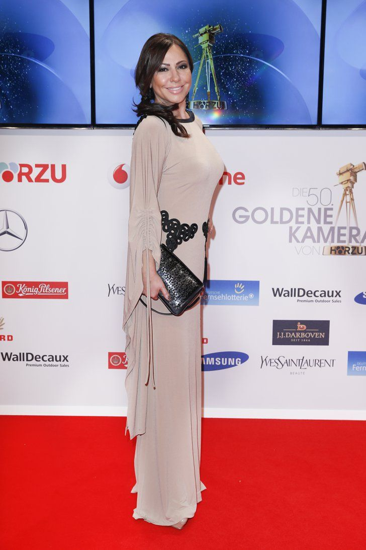 Pin for Later: Seht alle Stars bei der Goldenen Kamera! Simone Thomalla