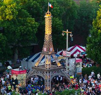 Bastille Days Milwaukee WI, July 9-13 2017