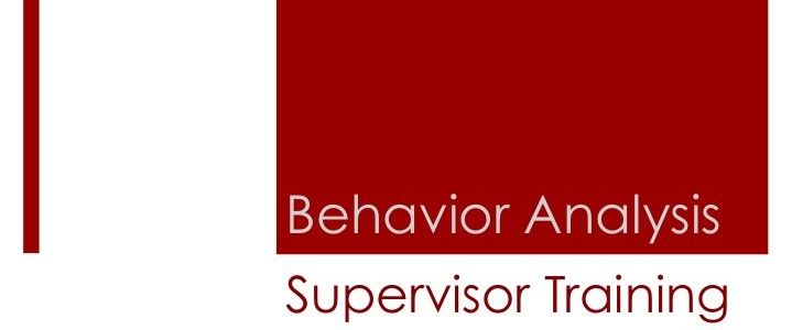 Dr. Theodore Hoch's Behavior Analysis Supervisor Training Course.