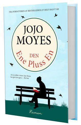 Jojo Moyes' «Et helt halvt år» topper fortsatt listene og har solgt 225.000 bøker i Norge, men nå er Moyes tilbake med enda en medrivende, rørende og romantisk roman.