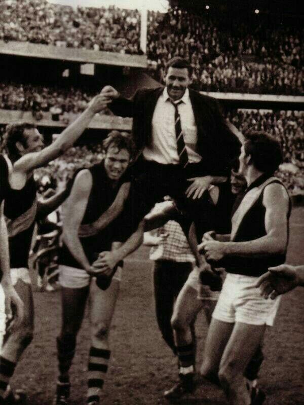 Tom Hafey 1967 Premiership