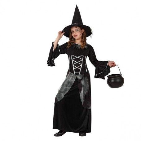 Déguisement de #sorcière du 5 au 9 ans #LeGuide