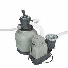 Zandfilterpomp 8000 l/u  Zwembad filterpomp 8m3/h