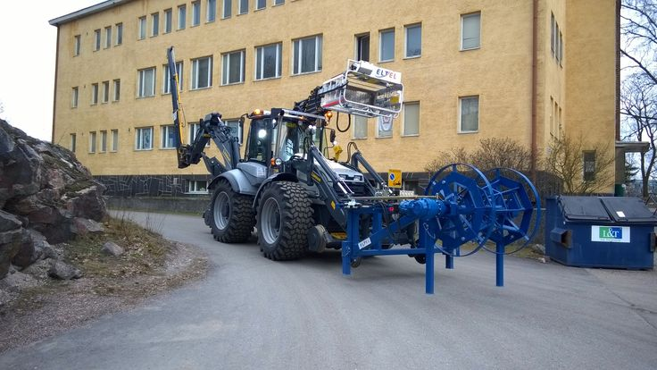 #Lännen_rail_systems #Lännen_line_systems #Lännen #Lannen #multifunction #machine #backhoeloader #excavator