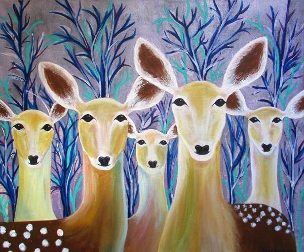 Glam Roes by Sara Spencer | Artgallery.co.uk
