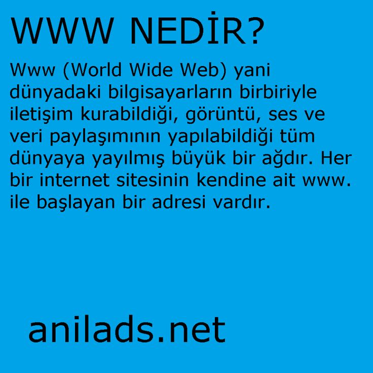 WWW NEDİR?  anahtar kelimeler⠀ #google #reklam #izle #engelleme #ajansı #paketi #adsense #adalet #kalkınma #parti #konya