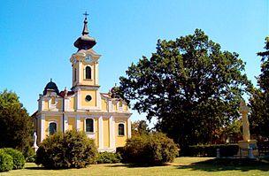 Perkátai templom