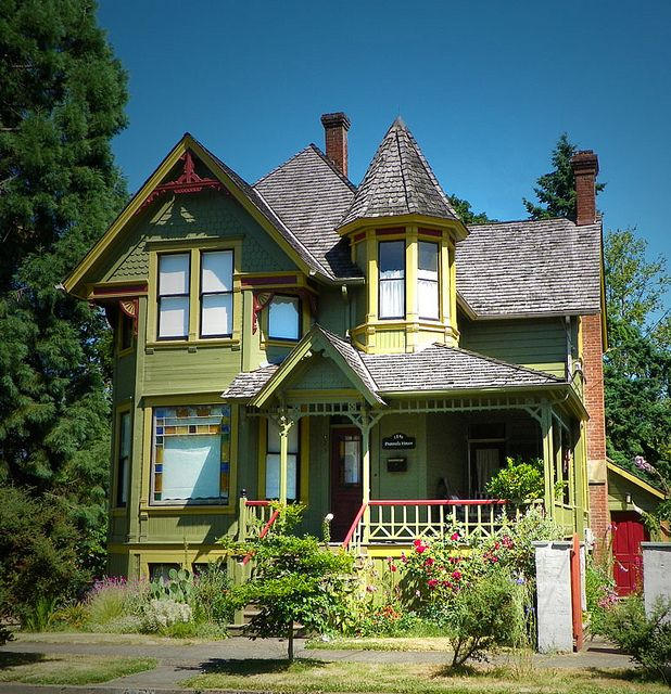 1000 images about victorian homes in oregon on pinterest