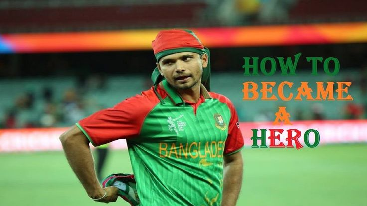Welcome to my channel.You are watching  Mashrafe Bin Mortaza Biography.See full biography of Mash: Full name: Mashrafe Bin Mortaza Birth date: October 5 1983 Birth place: Norail Jessore Bangladesh Height: 6 feet 3 inches Batting style: Right-handed Bowling style: Right-arm fast-medium Spouse: Sumona Haque Shumi Religion: Islam Zodiac sign: Libra He emerged as a most successful pace blower in Bangladesh although he is the most sufferer player from injury in Bangladesh Team.He is a player who…