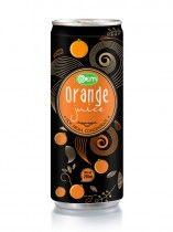 250ml OEM Orange Juice