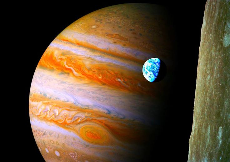 Why Planet Jupiter is the largest in our Solar System?