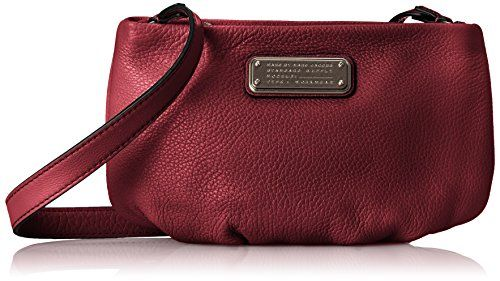 Marc by Marc Jacobs New Q Percy Cross Body Bag, Red Canyon, One Size